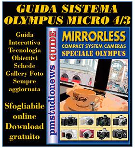guida olympus mirrorless 4-3 colonna sx