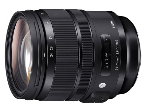 Sigma Art 24-70mm F4 DG OS HSM, zoom standard luminoso per full frame